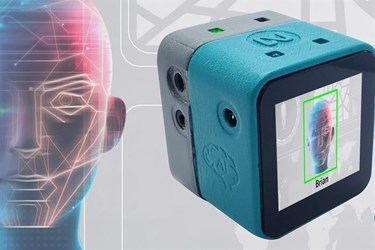 Camera Cube reference design enables AI at the edge for vision and hearing applications